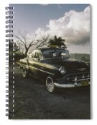 Cruising Into The Weekend.. Spiral Notebook