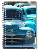 Cruis'n Spiral Notebook