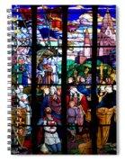 Crusader Spiral Notebook