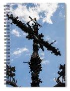 Crux Spiral Notebook
