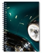 Cruzin Chevy Spiral Notebook