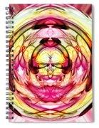 Crystal Ball 1 Spiral Notebook
