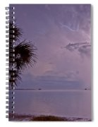 Crystal Beach 2 Spiral Notebook