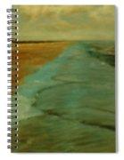 Crystal Beach Texas Spiral Notebook