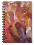 Crystal Cascade Spiral Notebook