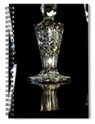 Crystal Clear 3 Spiral Notebook