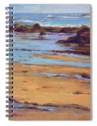 Crystal Cove Spiral Notebook