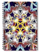 Crystal Fifth Spiral Notebook