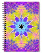 Crystal Ion Spiral Notebook