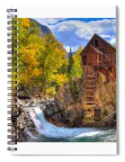 Crystal Millin Spiral Notebook