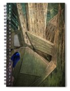 Crystal Mountain Spiral Notebook