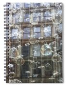 Crystal Ornaments Spiral Notebook