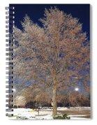 Crystal Tree Spiral Notebook