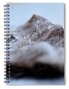 Crystalized Spiral Notebook