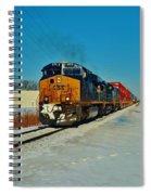 Csx 975    2.13.14...1500 Spiral Notebook