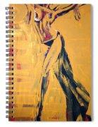 Cuba Rhythm Spiral Notebook