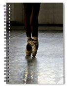 Cuban Ballet Dancer Spiral Notebook