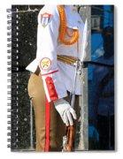 Cuban Soldier 1 Spiral Notebook