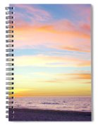 Cuban Sunset Spiral Notebook