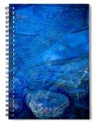 Cubistic Nature Spiral Notebook