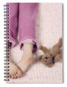 Cuddle Spiral Notebook