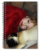 Cuddle Time Spiral Notebook