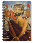 Cuiseufiction Of Christ  Spiral Notebook
