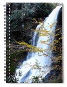 Cullasaja's Dry Falls Spiral Notebook