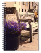 Culross Sketches 4. Scotland Spiral Notebook