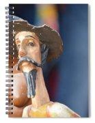 Cultura Local Spiral Notebook