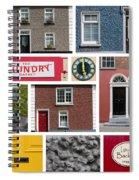 Cultural Kilkenny Spiral Notebook