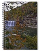 Cumberland Falls E Spiral Notebook
