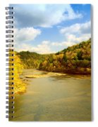 Cumberland River Spiral Notebook