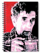 Cup Of Good Morning America Spiral Notebook