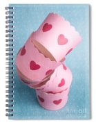 Cupcake Love Spiral Notebook