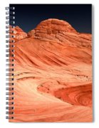 Cupcakes And Canyons Spiral Notebook