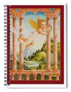Cupid Spiral Notebook