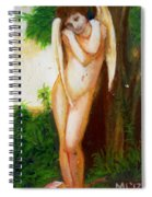 Cupidon By Bougoureau Spiral Notebook