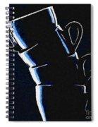 Cups Spiral Notebook