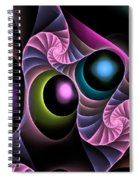 Curbisme-101 Spiral Notebook