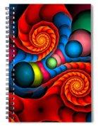 Curbisme-103 Spiral Notebook