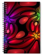 Curbisme-34 Spiral Notebook