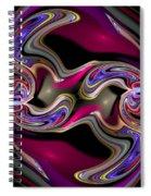 Curbisme-56 Spiral Notebook