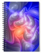 Curbisme-86-b Spiral Notebook