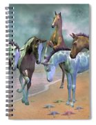 Curious Ones Spiral Notebook