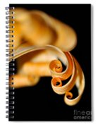 Curlz Spiral Notebook
