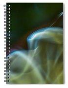 Currents  Spiral Notebook