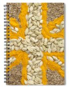 Curried Flag Spiral Notebook