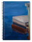 Currituck Dock Spiral Notebook