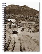 Curry Mine.virginia City Nevada.1865 Spiral Notebook